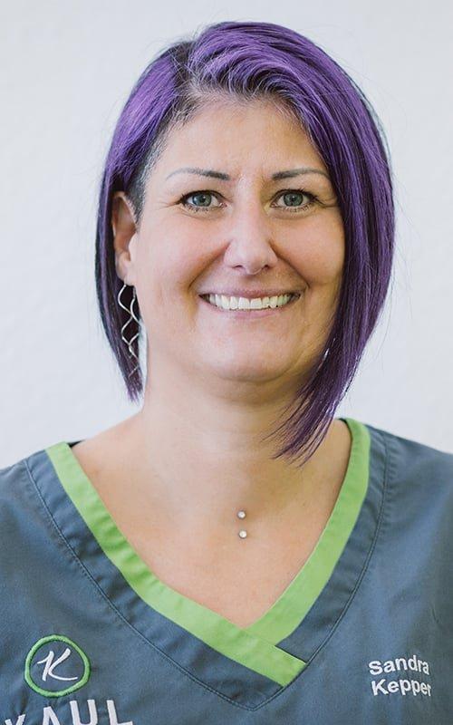 Team -  Sandra Kepper